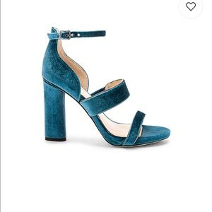 Robeka Heel in Peacock by Vince Camuto 7.5